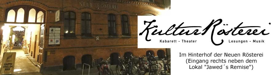 Www Kulturroesterei De Neue Rosterei Lubeck Kultur Kabarett Theater
